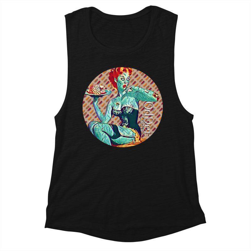 Dinner is Served Women's Tank by The OdDer Limits Shop