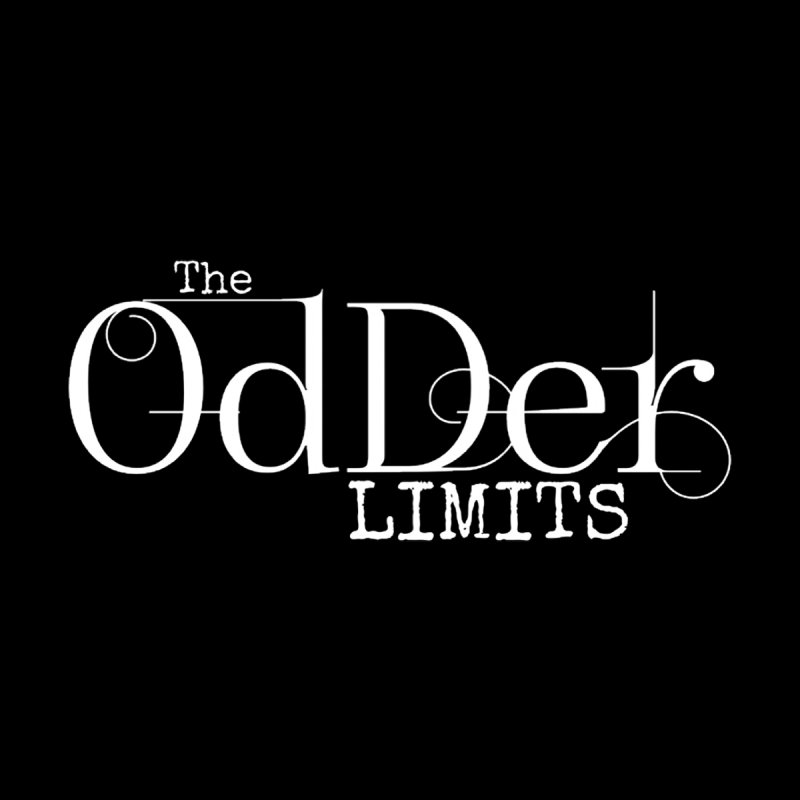 The OdDer Limits Logo - White Kids Toddler Longsleeve T-Shirt by The OdDer Limits Shop