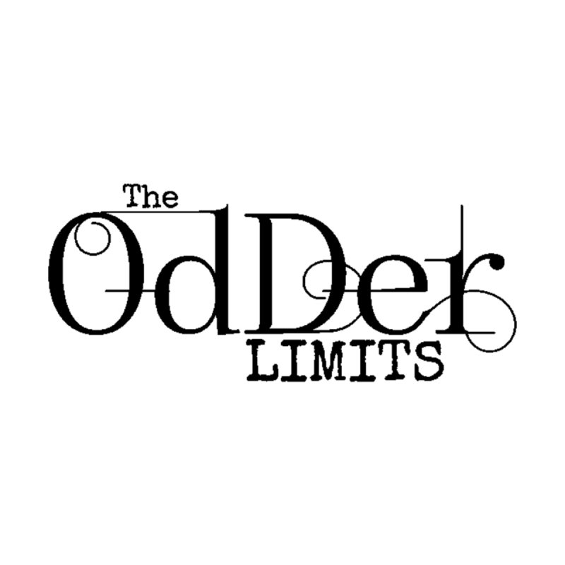 The OdDer Limits Logo - Black Men's T-Shirt by The OdDer Limits Shop