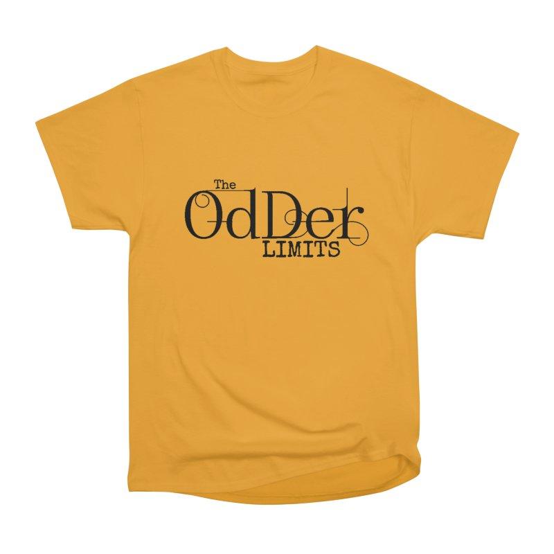 The OdDer Limits Logo - Black Women's T-Shirt by The OdDer Limits Shop