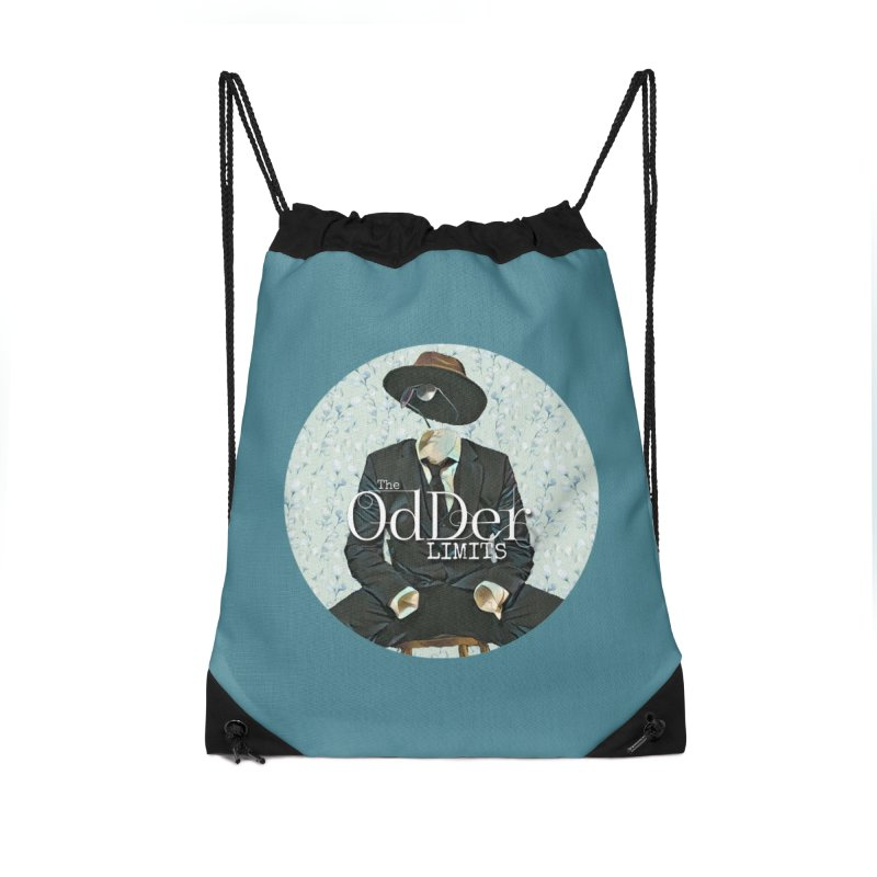 Without A Trace Accessories Bag by The OdDer Limits Shop