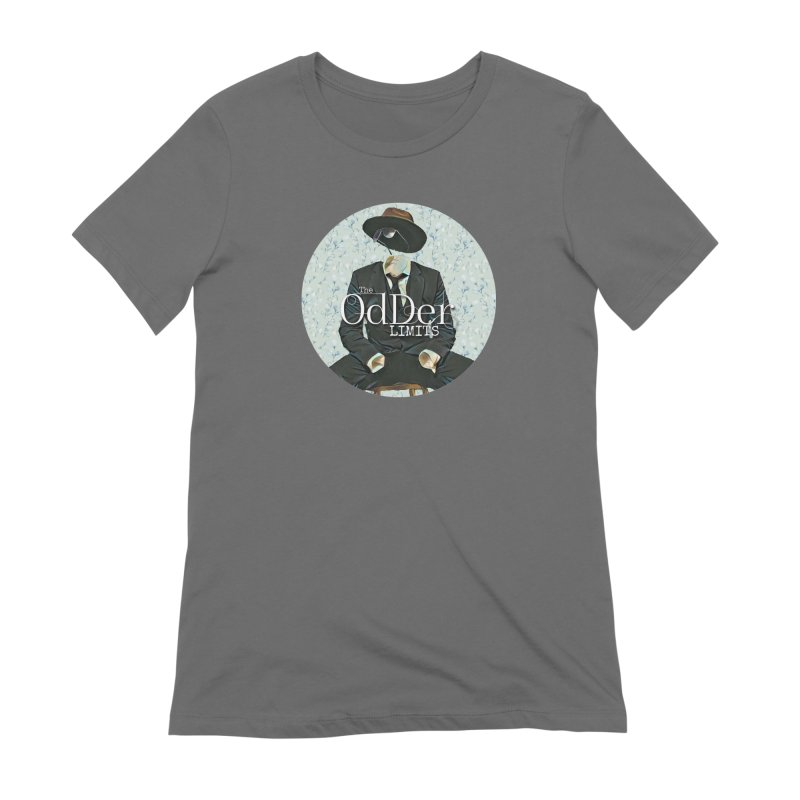 Without A Trace Women's T-Shirt by The OdDer Limits Shop