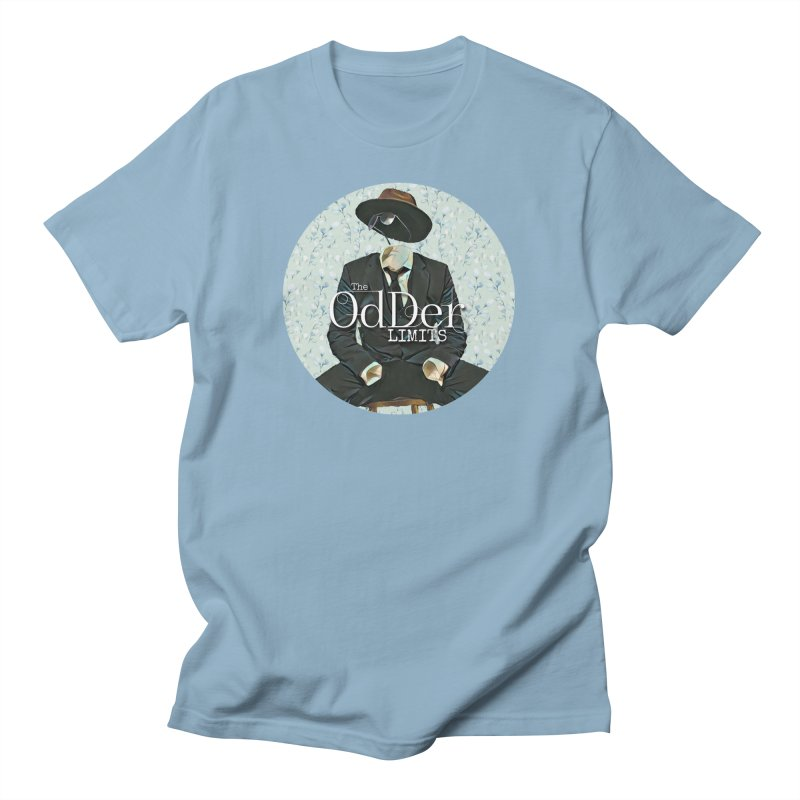 Without A Trace Men's T-Shirt by The OdDer Limits Shop