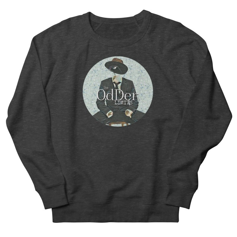 Without A Trace Men's Sweatshirt by The OdDer Limits Shop