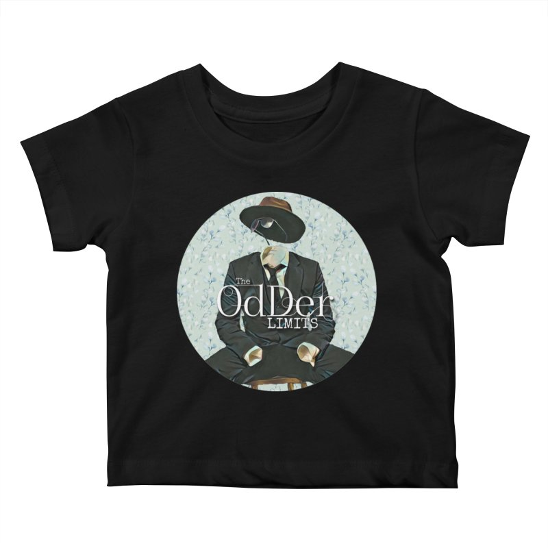 Without A Trace Kids Baby T-Shirt by The OdDer Limits Shop