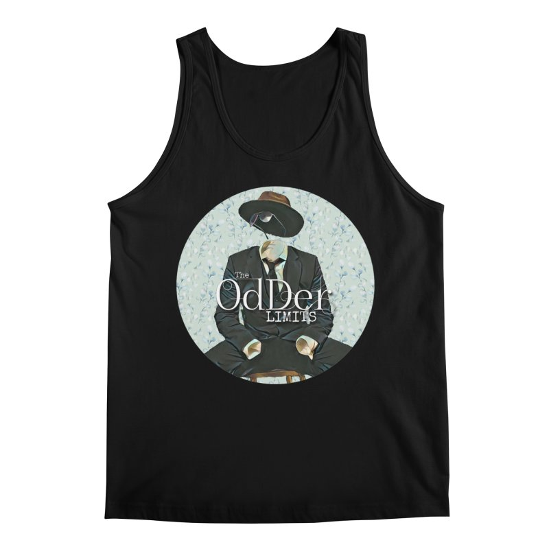 Without A Trace Men's Tank by The OdDer Limits Shop