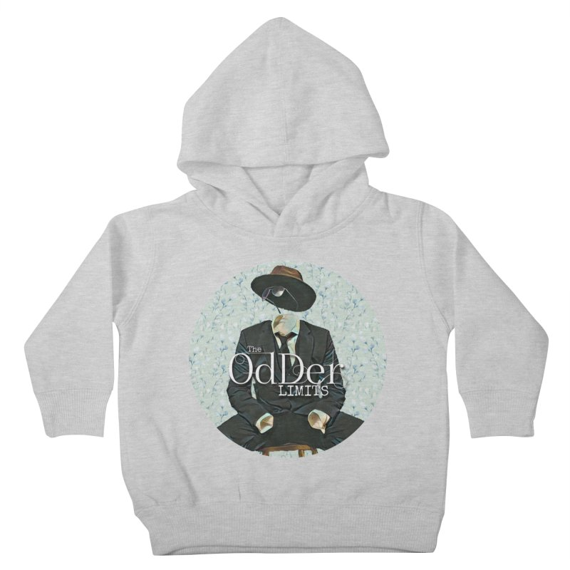 Without A Trace Kids Toddler Pullover Hoody by The OdDer Limits Shop