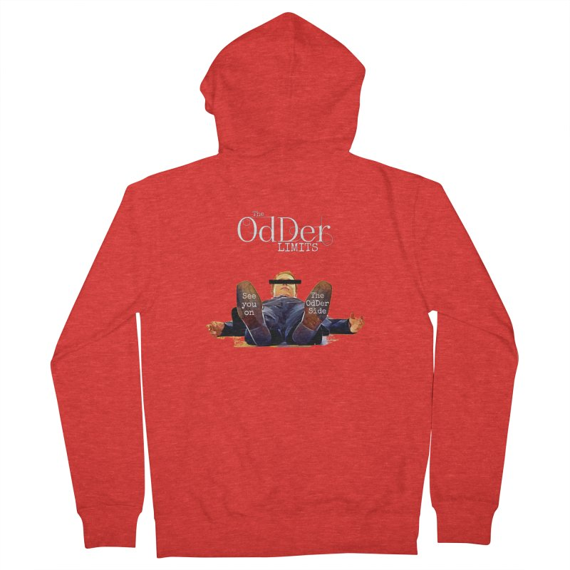 See You Soon Men's Zip-Up Hoody by The OdDer Limits Shop