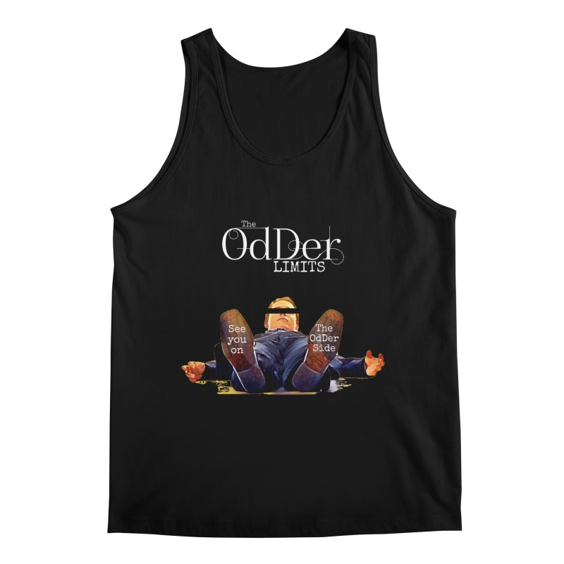 See You Soon Men's Tank by The OdDer Limits Shop
