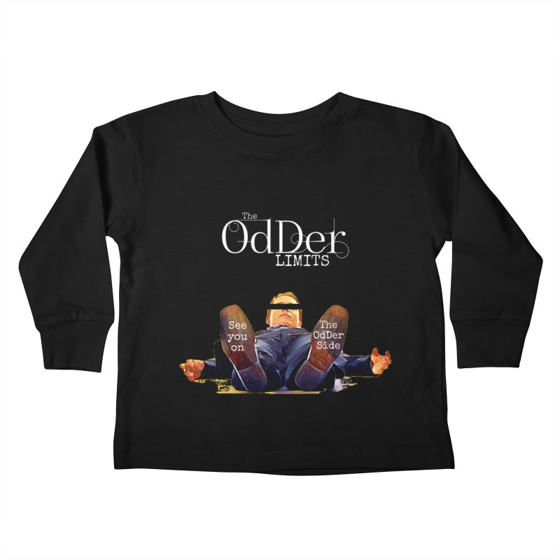 See You Soon Kids Toddler Longsleeve T-Shirt by The OdDer Limits Shop