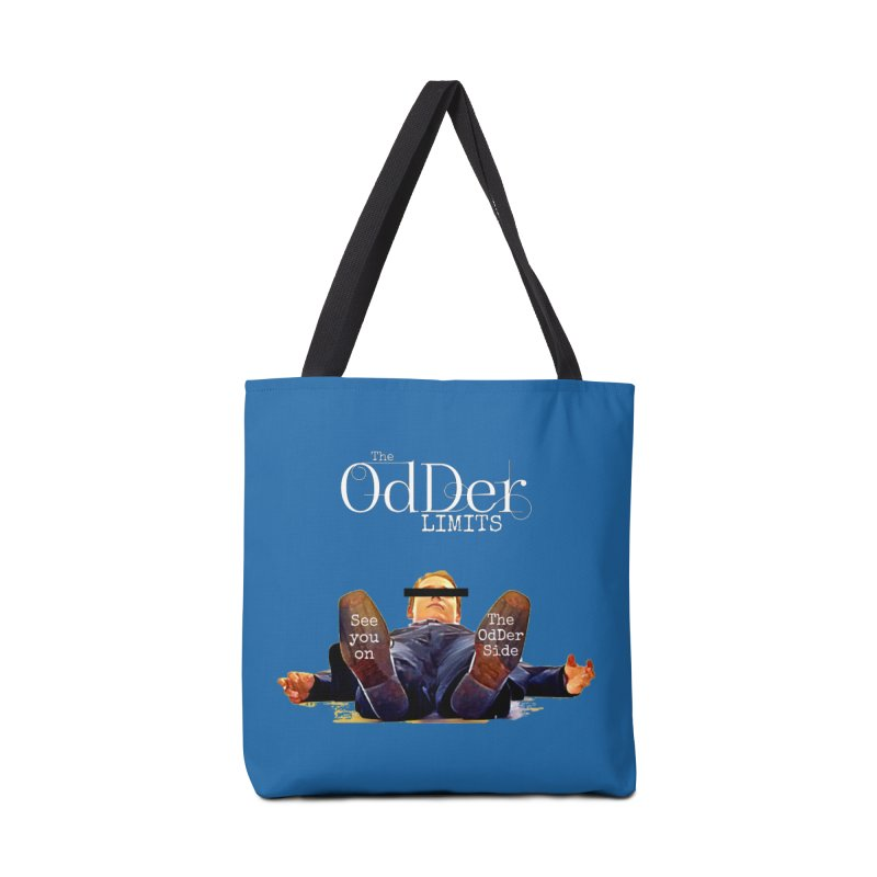 See You Soon Accessories Bag by The OdDer Limits Shop
