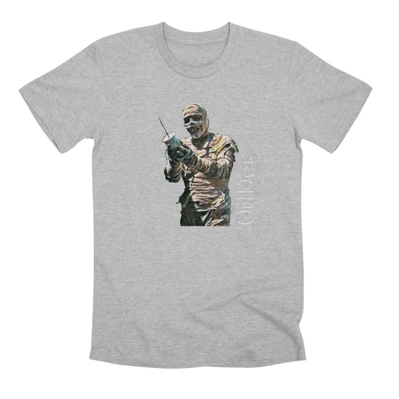 Mumsy Men's T-Shirt by The OdDer Limits Shop