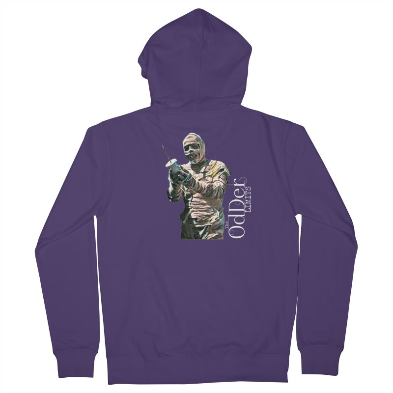 Mumsy Women's Zip-Up Hoody by The OdDer Limits Shop