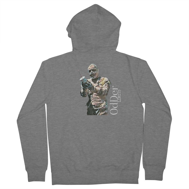 Mumsy Men's Zip-Up Hoody by The OdDer Limits Shop