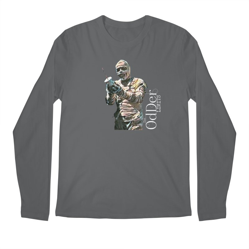 Mumsy Men's Longsleeve T-Shirt by The OdDer Limits Shop