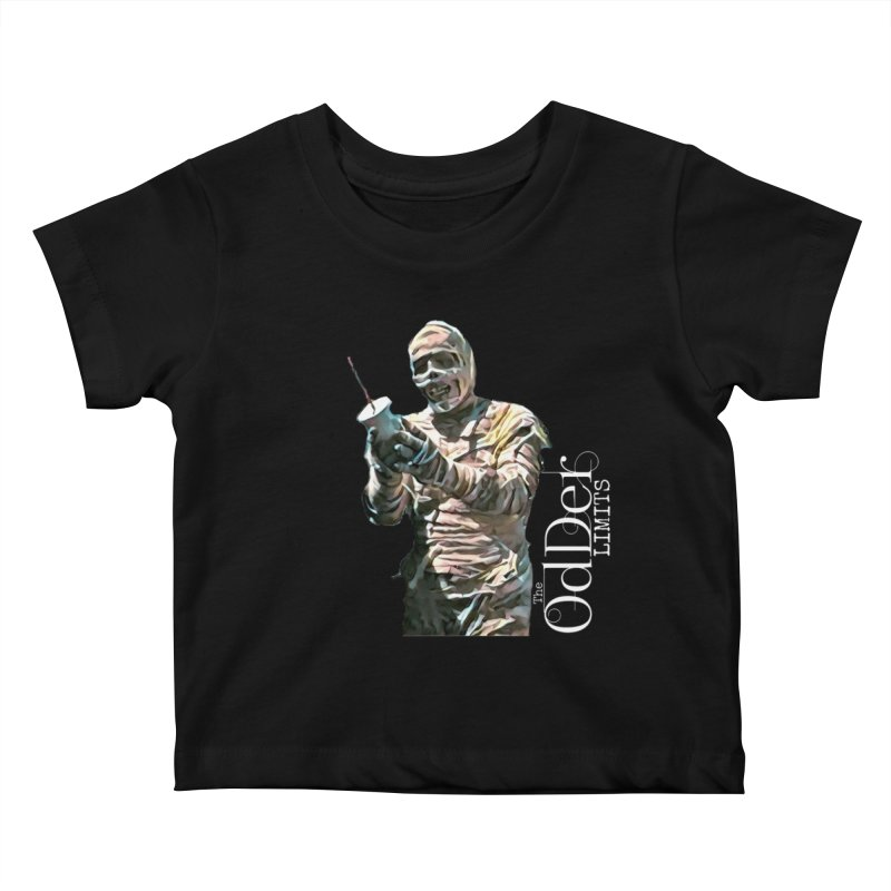 Mumsy Kids Baby T-Shirt by The OdDer Limits Shop