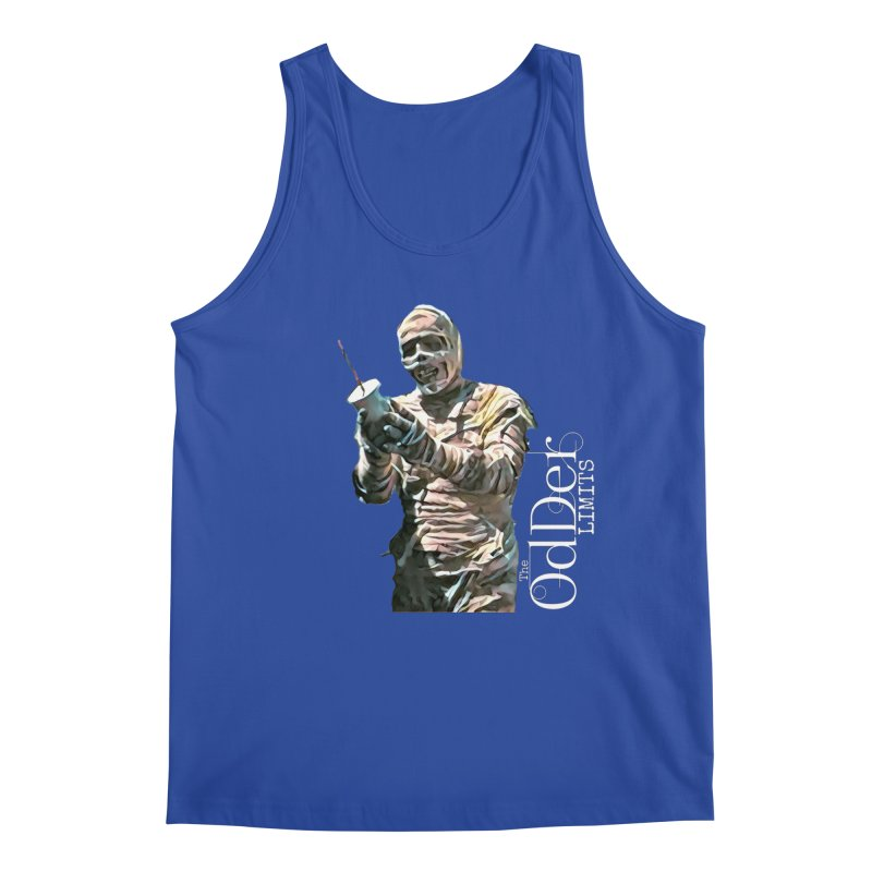 Mumsy Men's Tank by The OdDer Limits Shop