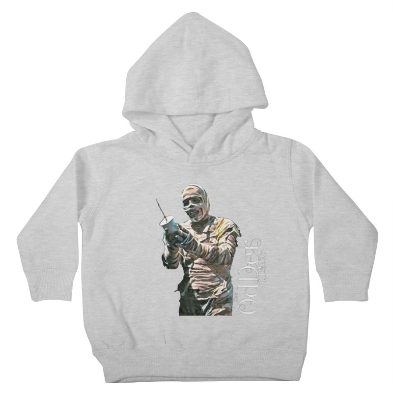 Mumsy Kids Toddler Pullover Hoody by The OdDer Limits Shop