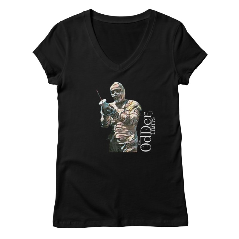 Mumsy Women's V-Neck by The OdDer Limits Shop