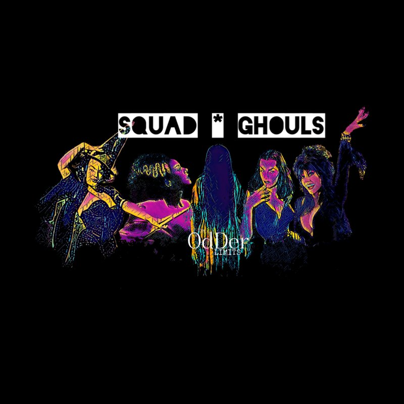 The Odder Limits - Squad Ghouls Women's T-Shirt by The OdDer Limits Shop