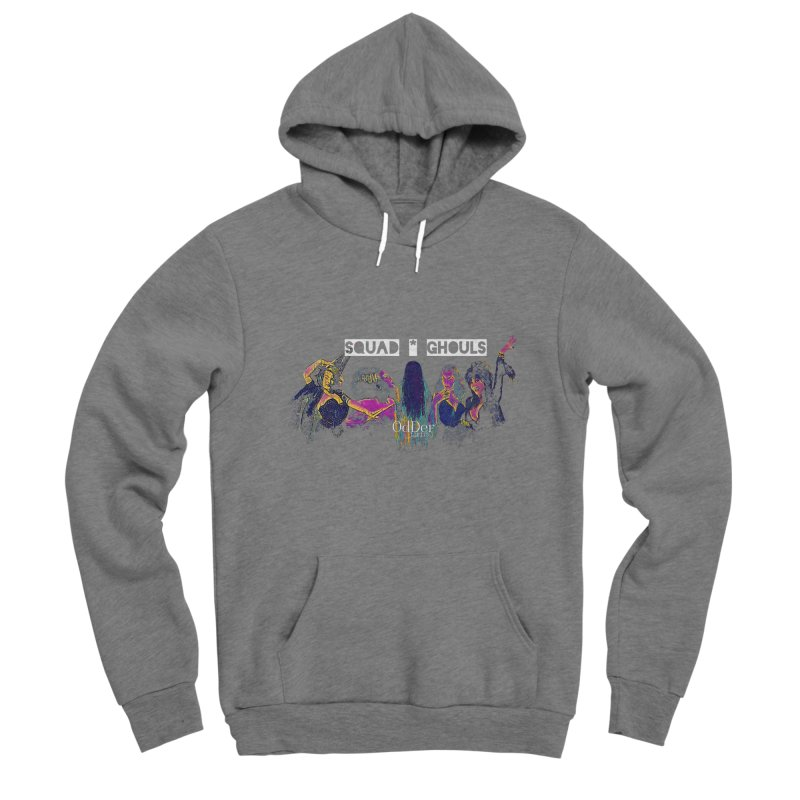 The Odder Limits - Squad Ghouls Men's Pullover Hoody by The OdDer Limits Shop