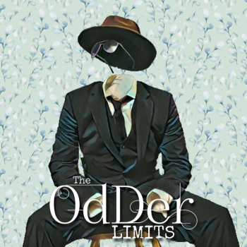 The OdDer Limits Shop Logo