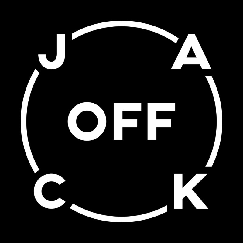 JACK Off (Light Variant) Home Rug by theofficialpodcast's Artist Shop