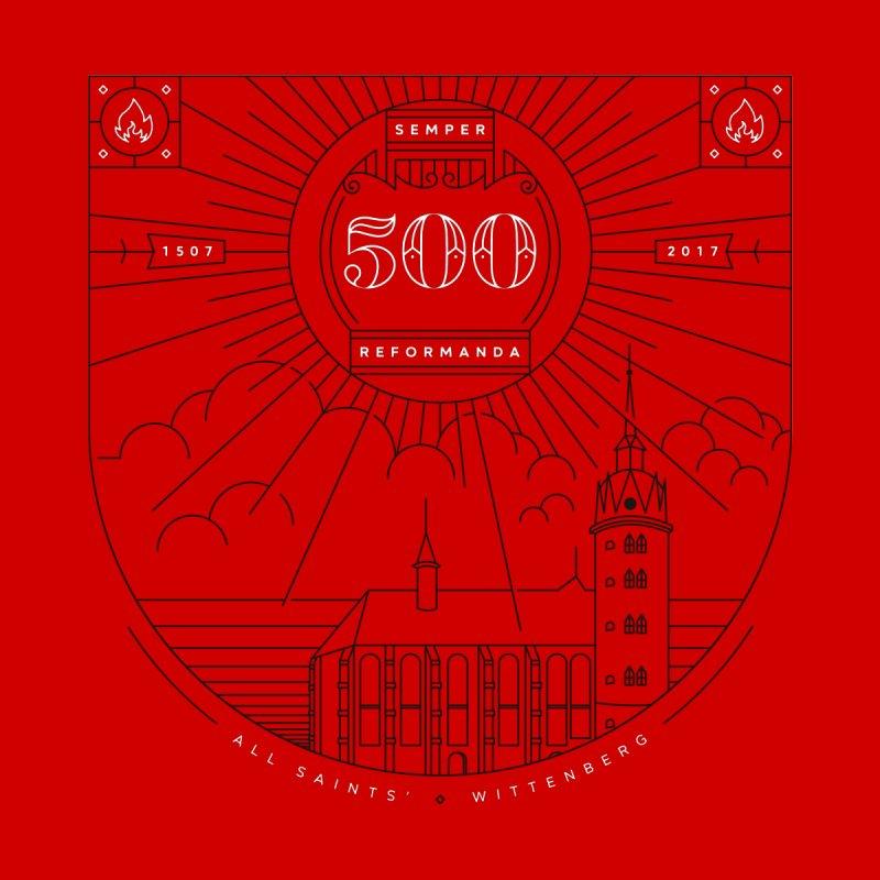 500 Semper Reformanda v.2 by Theologia Gear