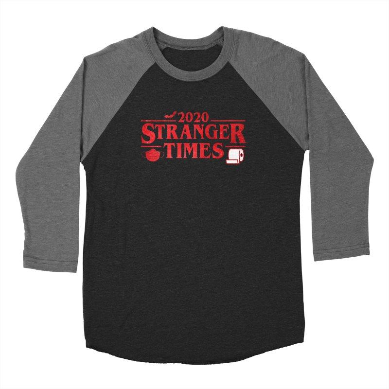 Stranger Times 2020 Women's Longsleeve T-Shirt by The One Designer MERCH