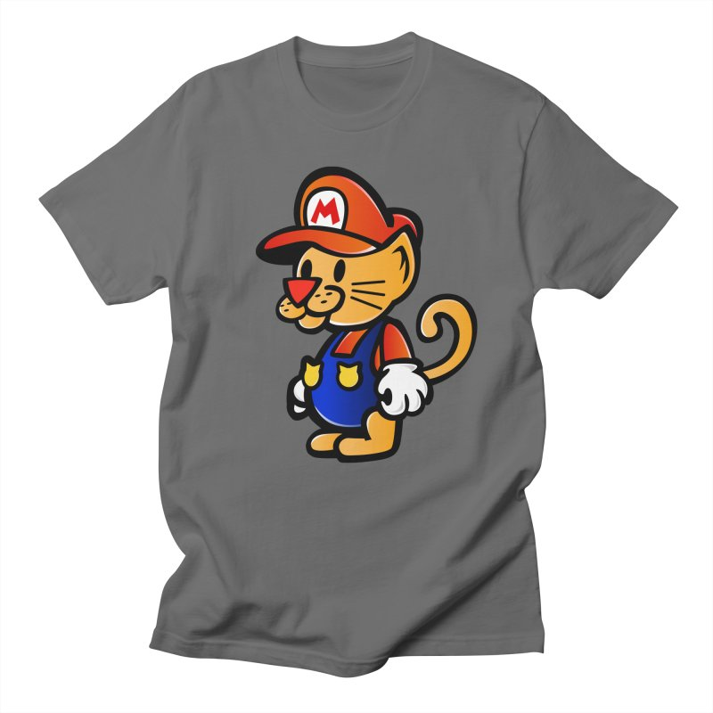 Meowio Men's T-Shirt by The One Designer MERCH