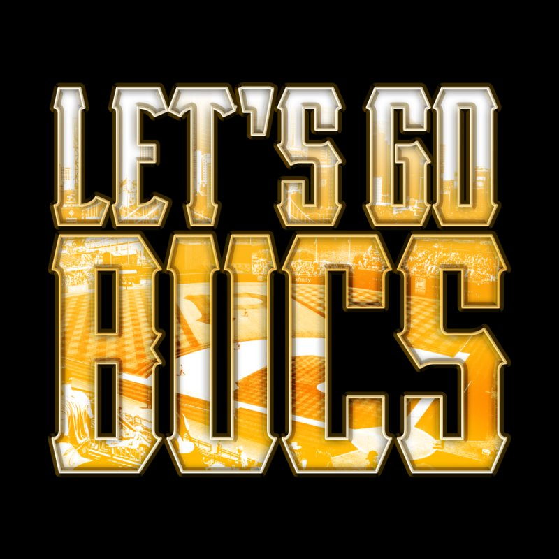 LET'S GO BUCS Kids Toddler T-Shirt by The One Designer MERCH