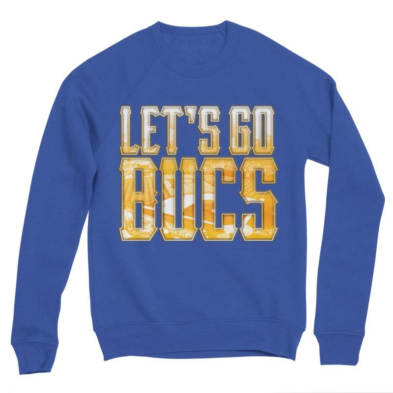 LET'S GO BUCS Men's Sweatshirt by The One Designer MERCH
