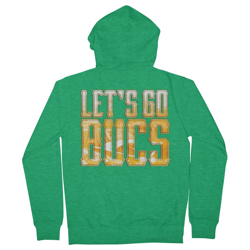LET'S GO BUCS Women's Zip-Up Hoody by The One Designer MERCH