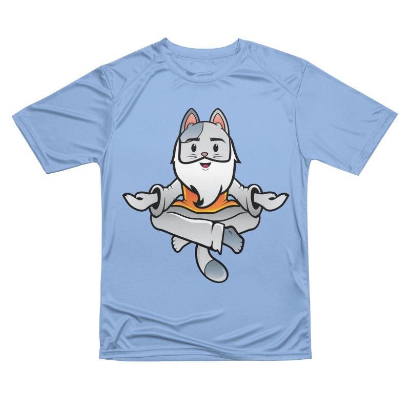 Vector Guru Cat Women's T-Shirt by The One Designer MERCH