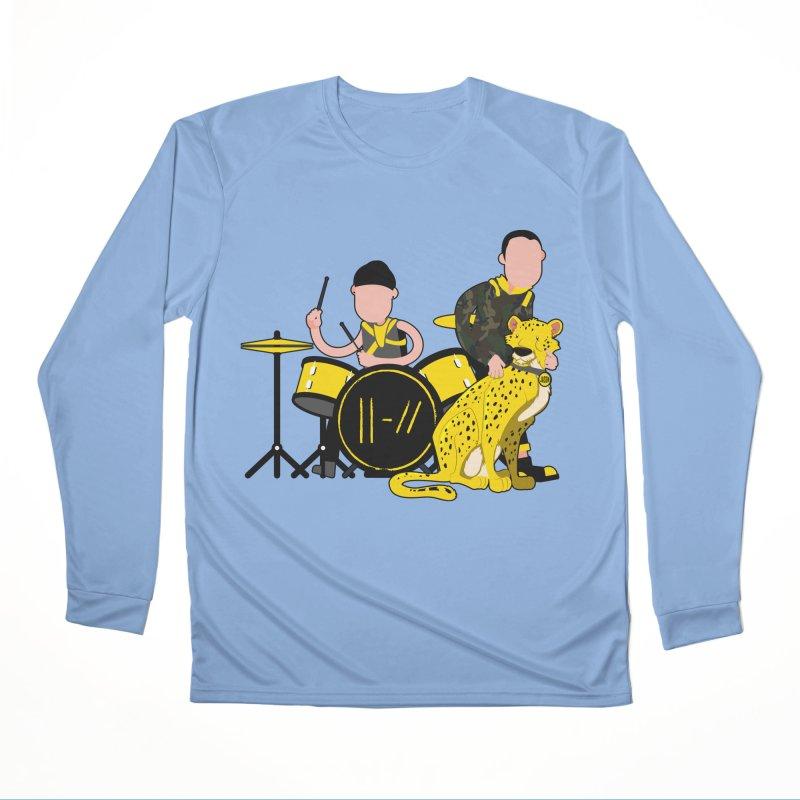 Pet Cheetah Men's Longsleeve T-Shirt by The One Designer MERCH