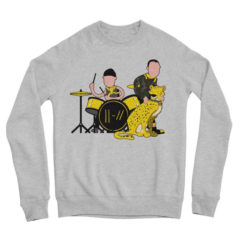 Pet Cheetah Men's Sweatshirt by The One Designer MERCH