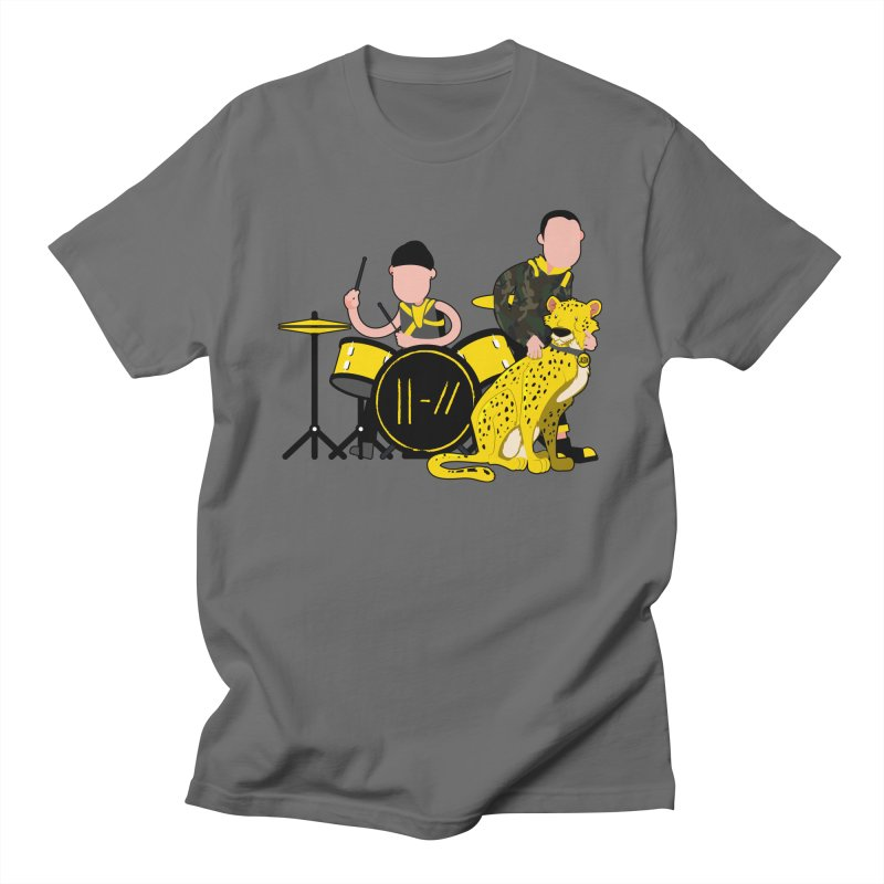 Pet Cheetah Men's T-Shirt by The One Designer MERCH
