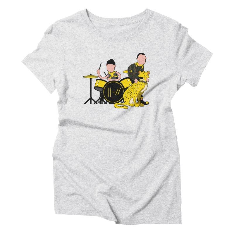 Pet Cheetah Women's T-Shirt by The One Designer MERCH