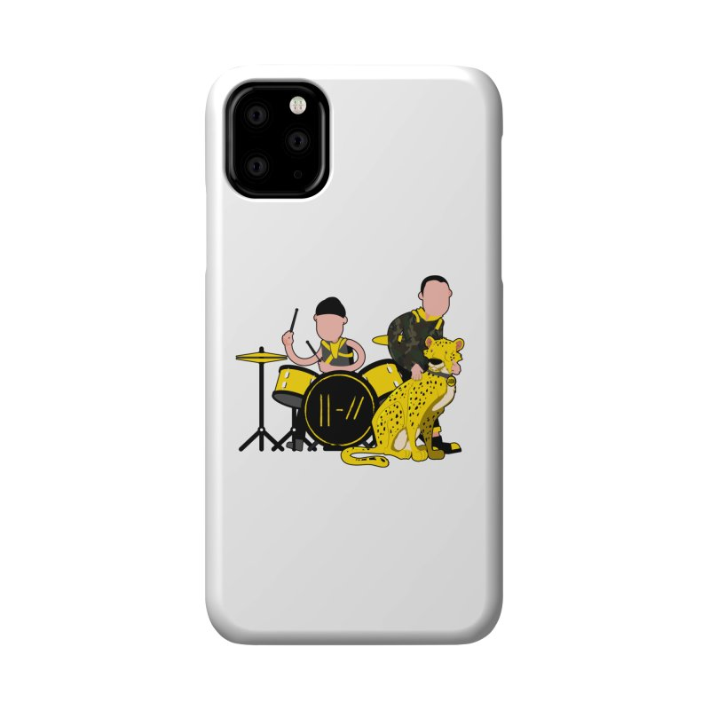 Pet Cheetah Accessories Phone Case by The One Designer MERCH