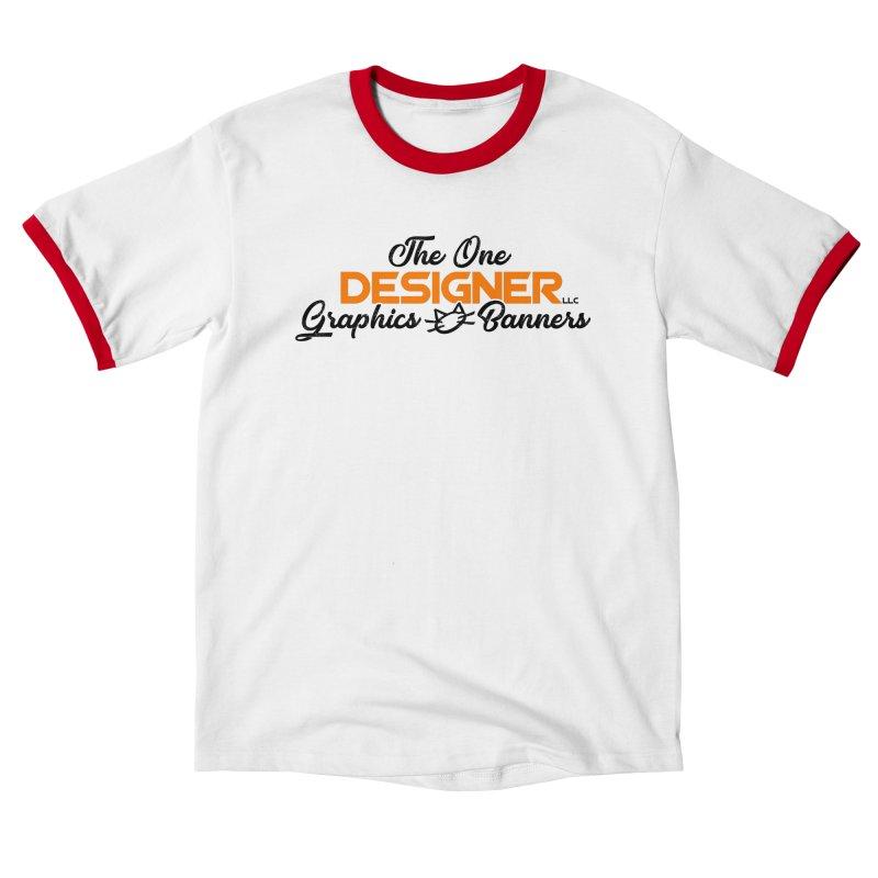 The One Designer Logo Women's T-Shirt by The One Designer MERCH
