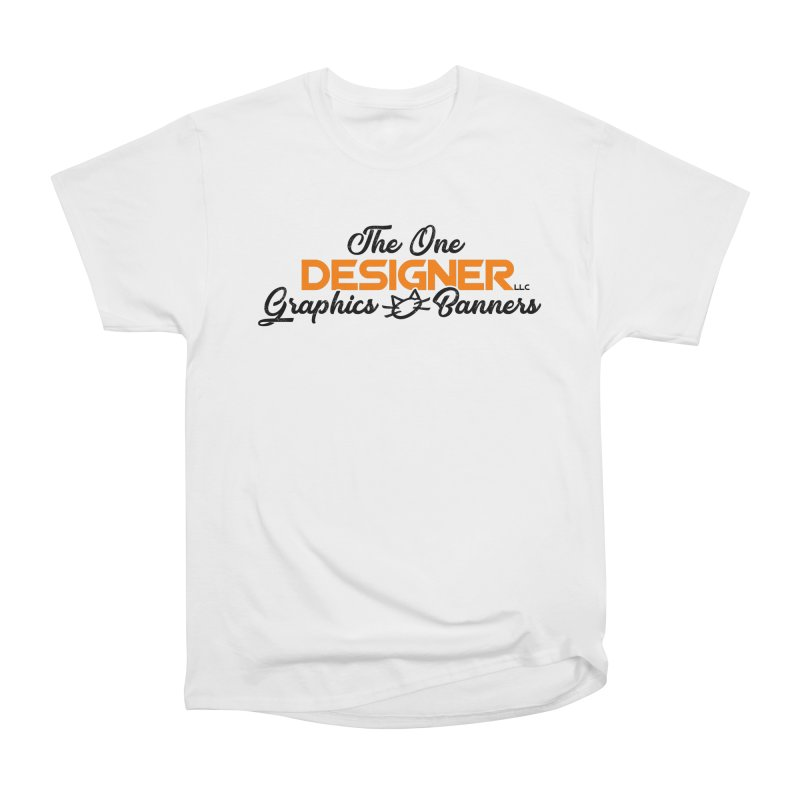 The One Designer Logo Women's T-Shirt by The One Designer MERCH
