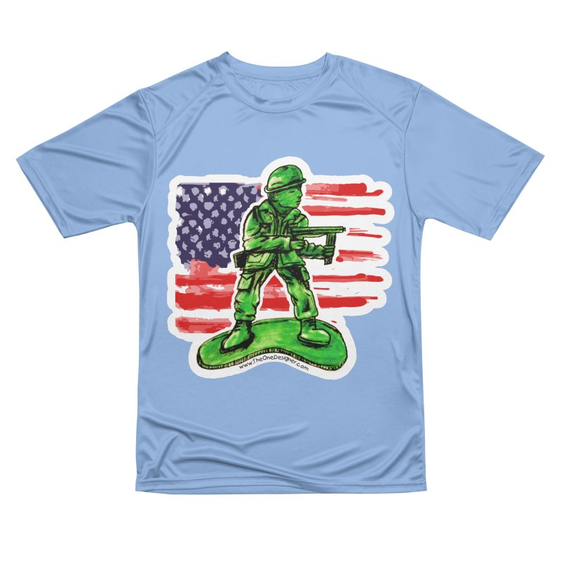 Toy Soldier Men's T-Shirt by The One Designer MERCH