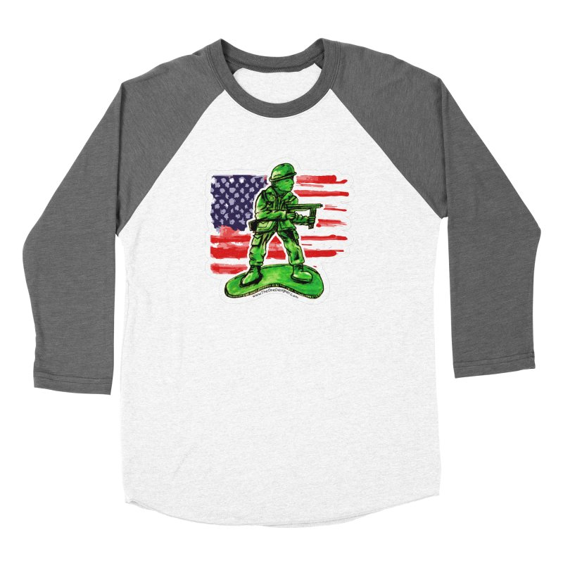 Toy Soldier Women's Longsleeve T-Shirt by The One Designer MERCH
