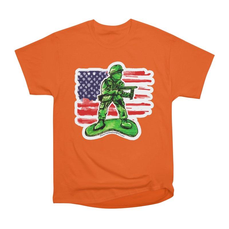 Toy Soldier Women's T-Shirt by The One Designer MERCH