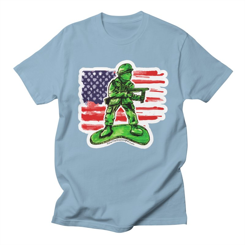 Toy Soldier Men's T-Shirt by The One Designer MERCH