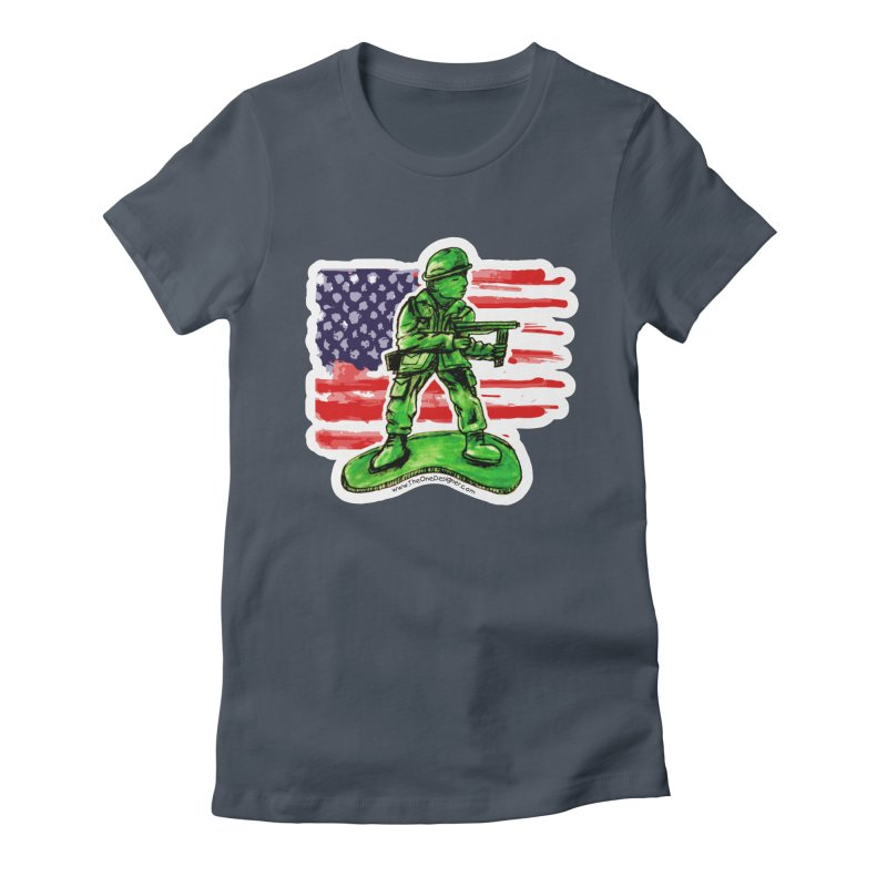 Toy Soldier Women's T-Shirt by The One Designer MERCH