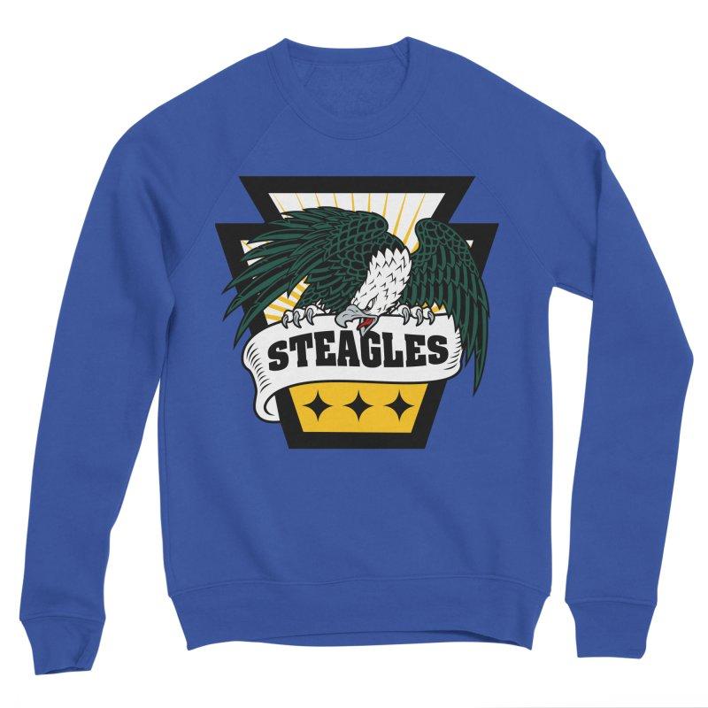 STEAGLES Women's Sweatshirt by The One Designer MERCH