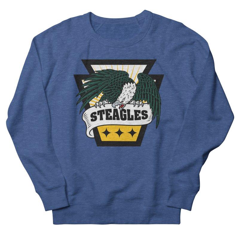 STEAGLES Men's Sweatshirt by The One Designer MERCH