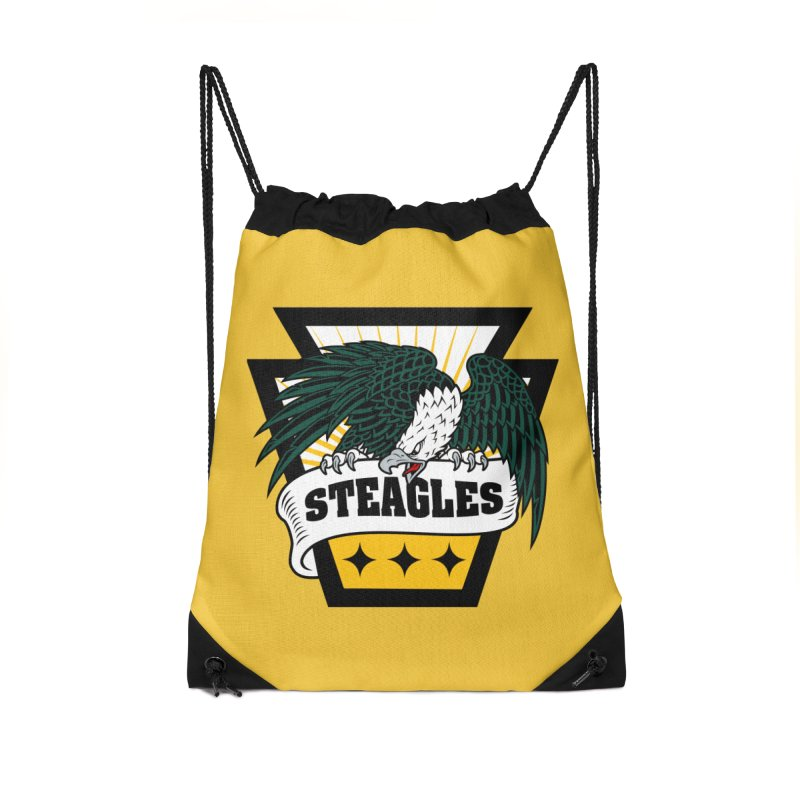 STEAGLES Accessories Bag by The One Designer MERCH