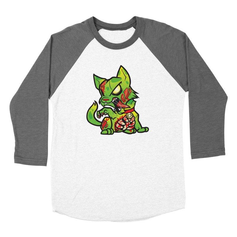Zombie Cat Women's Longsleeve T-Shirt by The One Designer MERCH